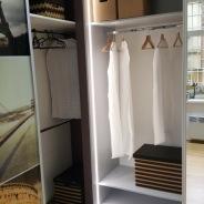 Vestavěné skříně studio