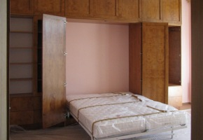Vyklápěcí postel