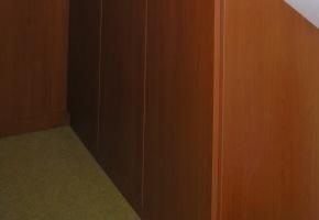 Vestavěné skříně do podkroví 5