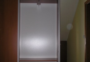 Vestavěné skříně do podkroví 12