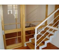 Stahovací schody 3
