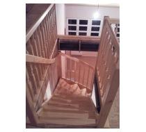 Vřetenové schodiště 5