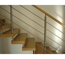 Vřetenové schodiště 8