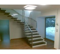 Výroba schodů 1